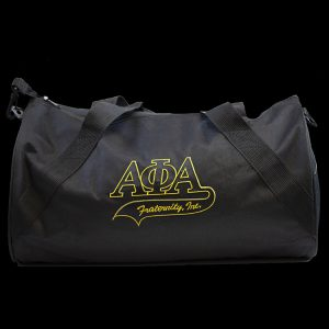 APA Barrel Duffle Bag W/Tail