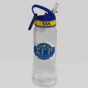 SGR Eastman Tritan 700Ml Water Bottle W/Carabiner Hook