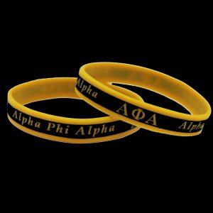 APA Silicone Bracelet
