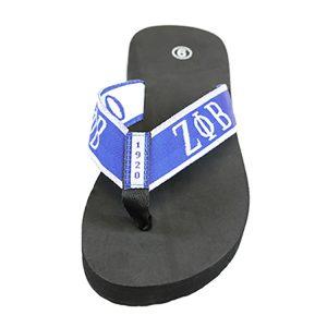 ZPB Flip Flops In Draw String Shoe Bag