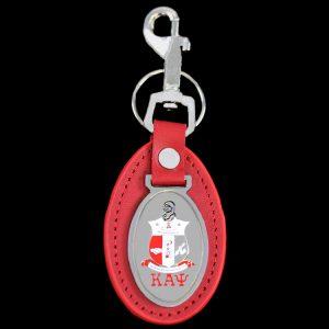 KAP Leather Fob Key Chain