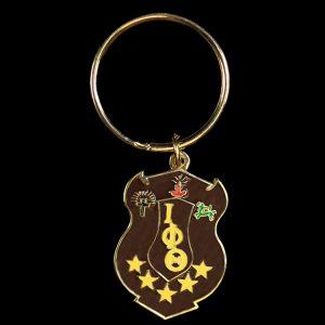 IPT Shield Key Chain