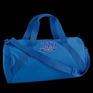 ZPB Barrel Duffle Bag W/Tail