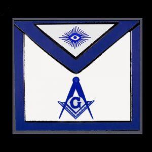 Blue Lodge Apron Lapel Pin- 1″