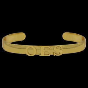OES Bangle Braclet Gold