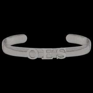 OES Bangle Braclet Silver