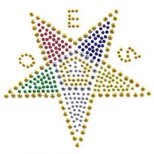OES Star Studstone Heat Transfer – Pedestal Down- 3 1/2″T
