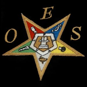 OES Emblem W/Heat Seal Backing- 2 7/8″