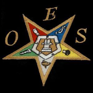 OES Emblem W/Heat Seal Backing- 12″