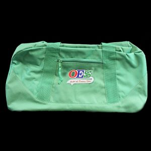 OES Square Duffle Bag W/Tail