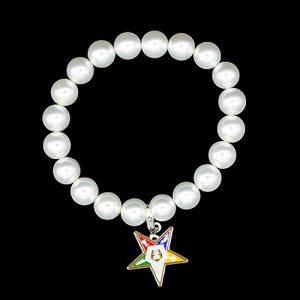 OES Pearl Bracelet