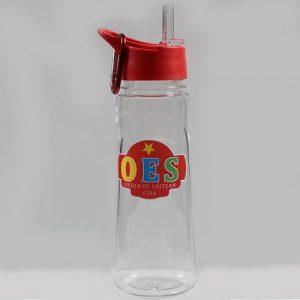 OES Eastman Tritan 700Ml Water Bottle W/Carabiner Hook
