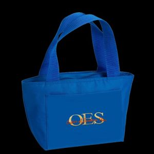OES Insulated Lunch Tote Gold Or Red W/ F213 Or F105