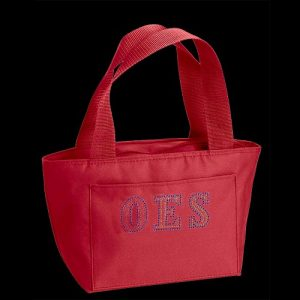 OES Insulated Lunch Tote W/ Studstone