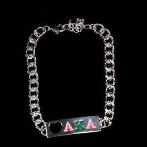 OES Heart Bracelet