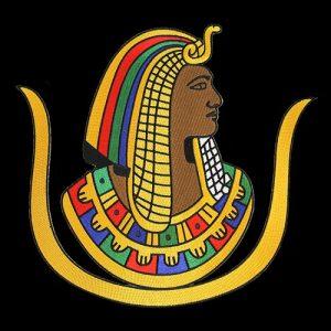 DOI Emblem W/Heat Seal Backing- 12″