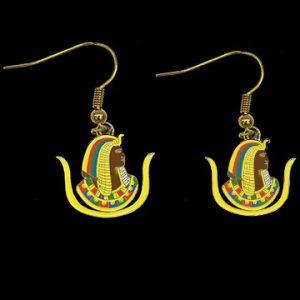 DOI Earrings