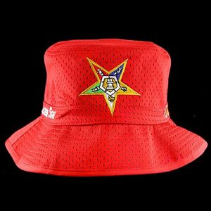 OES Embroidered Bucket Hat
