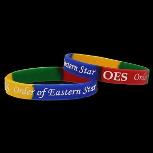 OES Silicone Bracelet