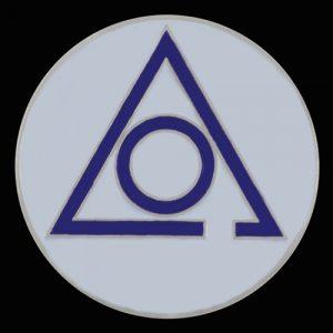 Circle Of Perfection Lapel Pin- 1″