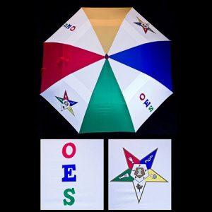 OES 30″ Wind Resistant Auto Open Umbrella
