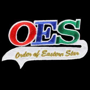 OES 2 1/4″T Tail Emblem W/Heat Seal Backing