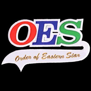 OES 10 1/2″T Tail Emblem W/Heat Seal Backing