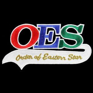 OES 4 1/2″T Tail Emblem W/Heat Seal Backing