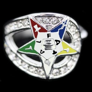 OES Stone Ring