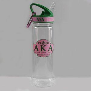 AKA Eastman Tritan 700Ml Water Bottle W/Carabiner Hook