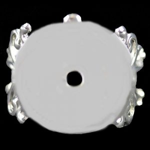 Adjustable Ring with Single Button Receiver
