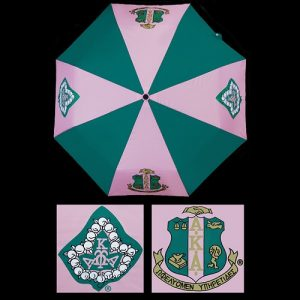 AKA Umbrella, Vented Two Carbon Fiber Ribs, Nine-Edition Shaft, Pongee Fabric