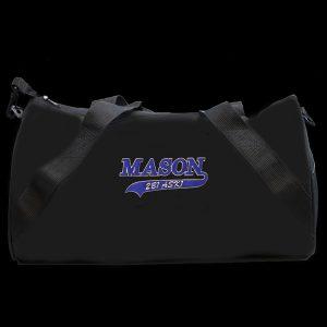 Mason Barrel Duffle Bag W/Tail