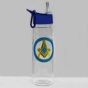 Mason Eastman Tritan 700Ml Water Bottle W/Carabiner Hook