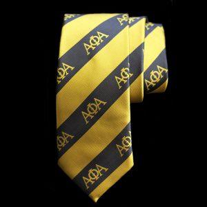 APA Imitation Silk Neck Tie
