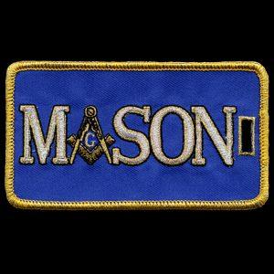 Mason Shield Luggage Tag