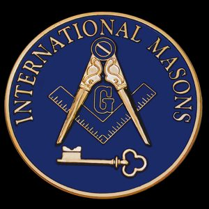 International Masons Car Tag