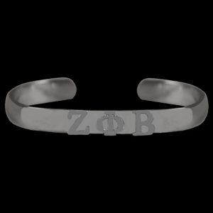 ZPB Bangle Braclet Silver