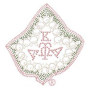 """AKA Pearl Ivy Studstone Heat Transfer – 8 1/8W X 8 5/8″T"""""""