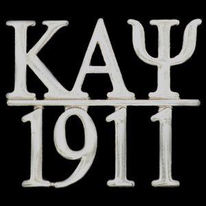 KAP/1911 Chapter Bar Lapel Pin In Silver