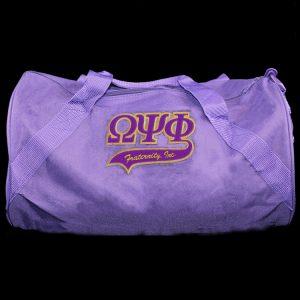 OPP Barrel Duffle Bag W/Tail
