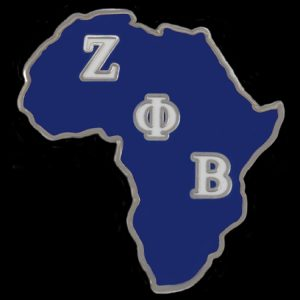 ZPB 1″ Africa Lapel Pin