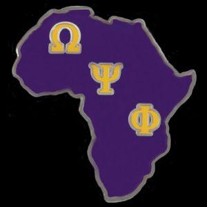 OPP 1″ Africa Lapel Pin