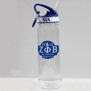 ZPB Eastman Tritan 700Ml Water Bottle W/Carabiner Hook