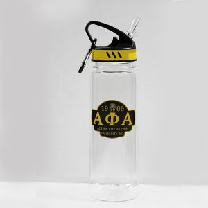 APA Eastman Tritan 700Ml Water Bottle W/Carabiner Hook