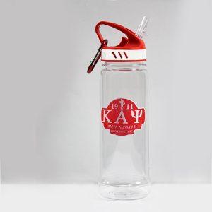 KAP Eastman Tritan 700Ml Water Bottle W/Carabiner Hook