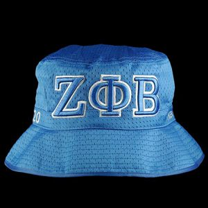 ZPB Embroidered Bucket Hat
