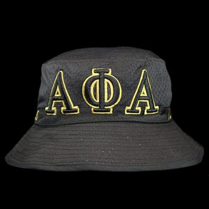 APA Embroidered Bucket Hat