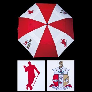 KAP 30″ Wind Resistant Auto Open Umbrella