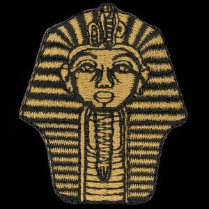 APA 2″ Gold Sphinx Emblem W/Heat Seal Backing